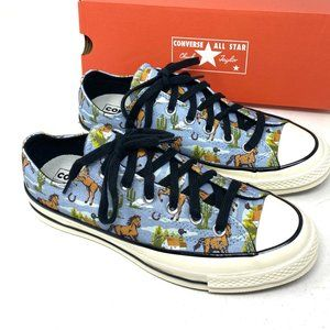 Converse CHUCK 70 Canvas Low Washed Horses Women's